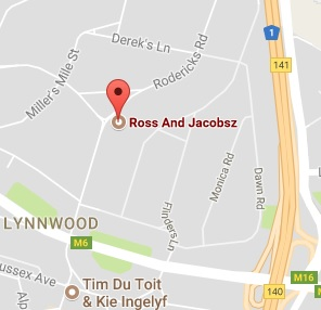 Ross & Jacobsz Location